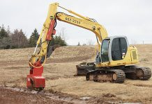 ditch doctor excavator attachment
