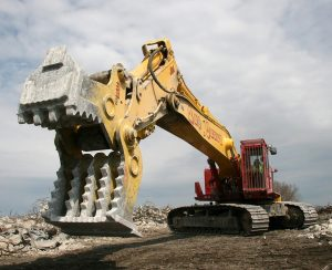 excavator attachments ontario