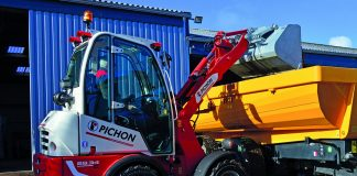 pichon wheel loader