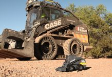 team rubicon case skid steer loader