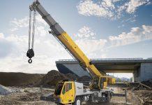 grove truck crane