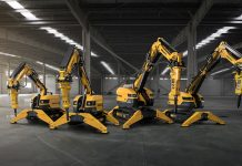 Brokk demolition robot