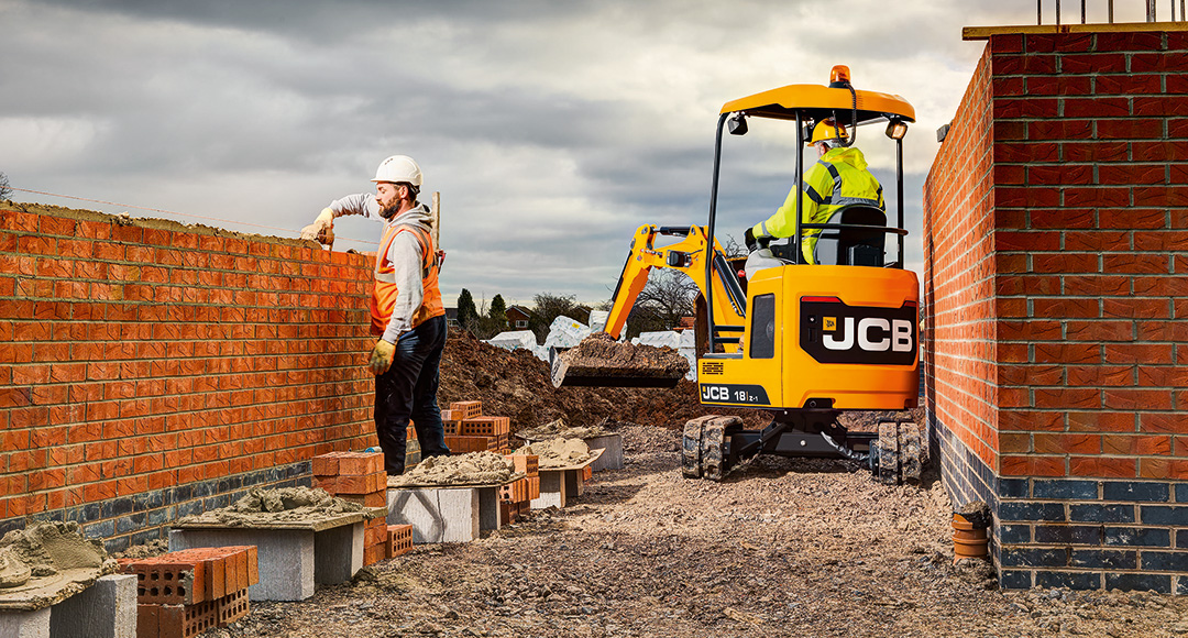 Jcb Launches Two New Compact Excavators In Canada Equipment Journal