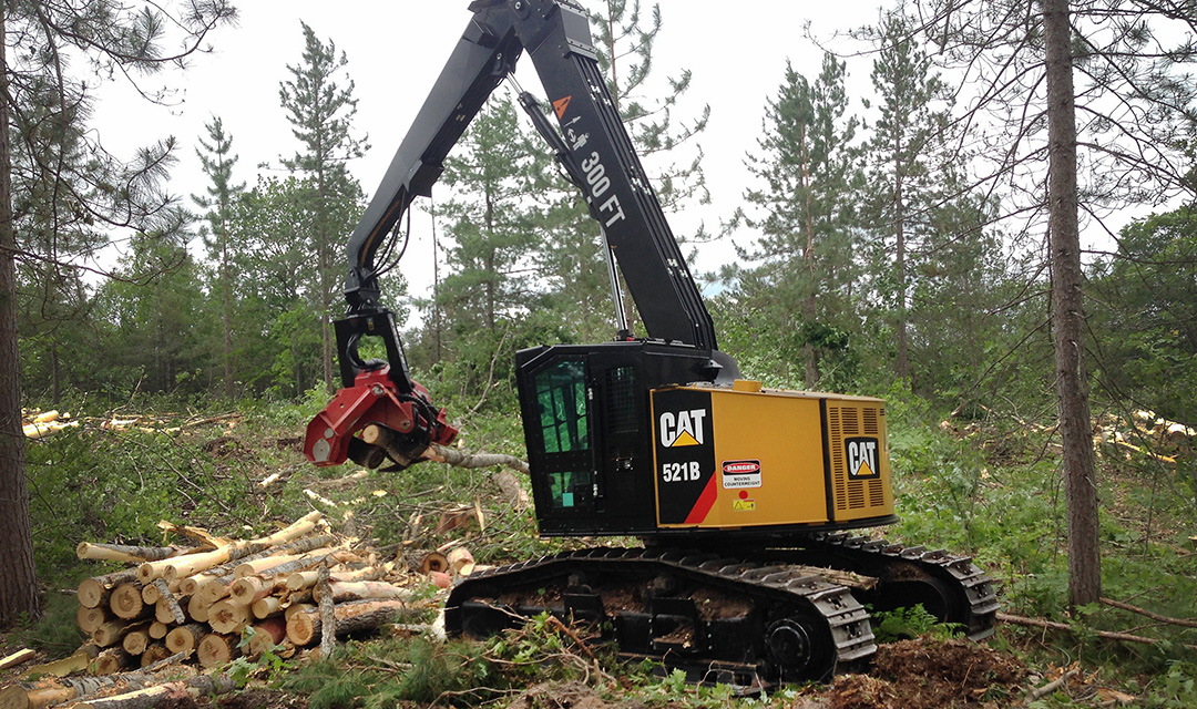 Weiler to purchase Caterpillar forestry business - Equipment