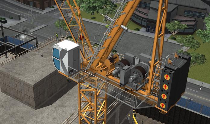 cm labs construction simulator