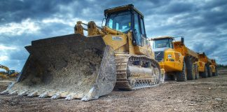 heavy equipment maintenance