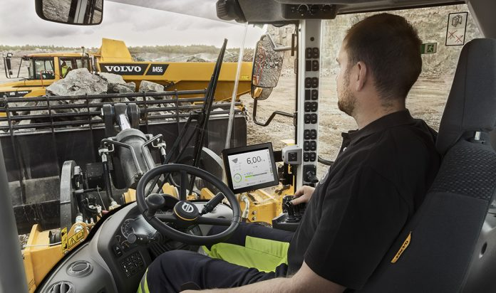 Wheel Loader Load Assist