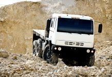 Acela truck