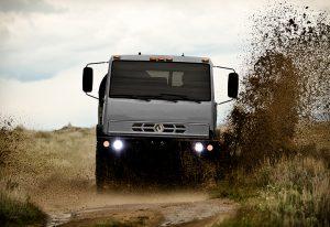 acela military truck