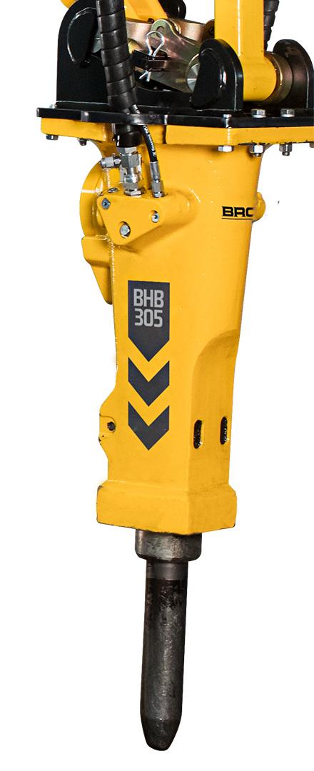 Brokk enters the hydraulic breaker market - Equipment Journal