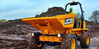JCB Site Dumper