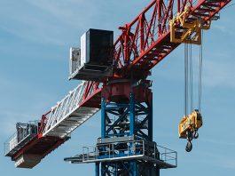 comansa tower crane