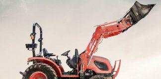 kioti tractor