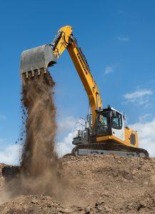 liebherr excavators