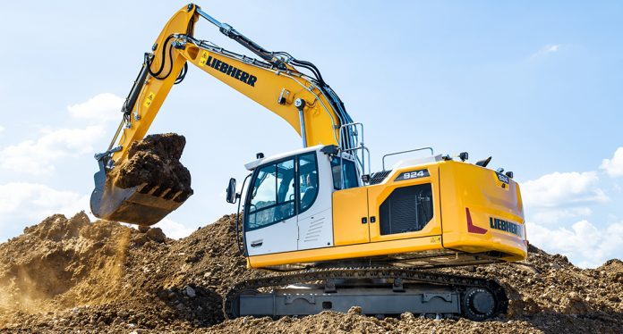 liebherr generation 8 excavators