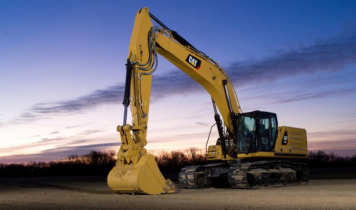 Cat 336 next generation excavators