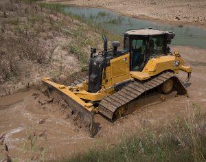 Caterpillar D6 XE dozer