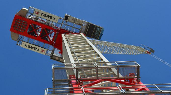 terex jib crane