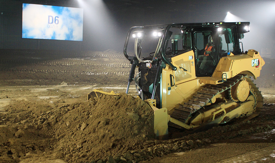 Cat dozers are undergoing a name change - Equipment Journal