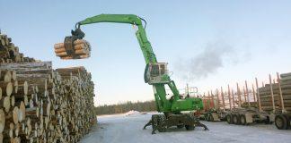 edgewood sawmill sennebogen