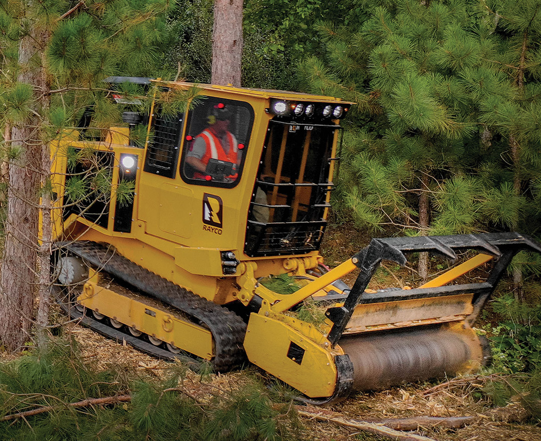 Morbark launches new line of brush chippers - Equipment Journal