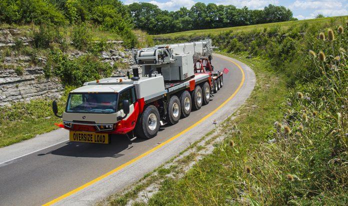 all-terrain crane