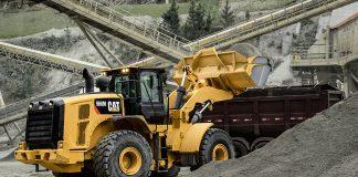 cat wheel loaders