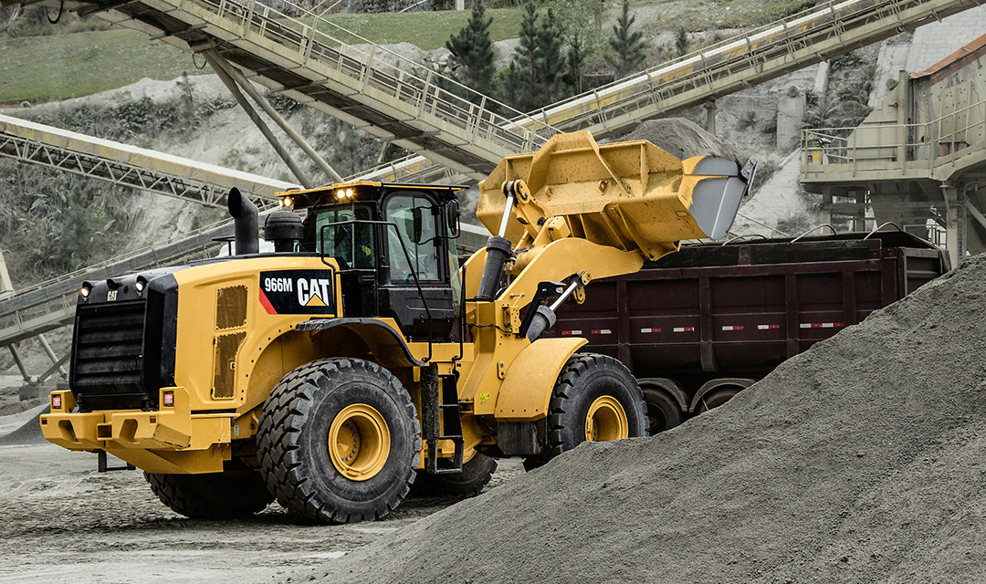 Cat tweaks its medium wheel loaders - Equipment Journal
