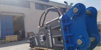 Hammer hydraulic breaker