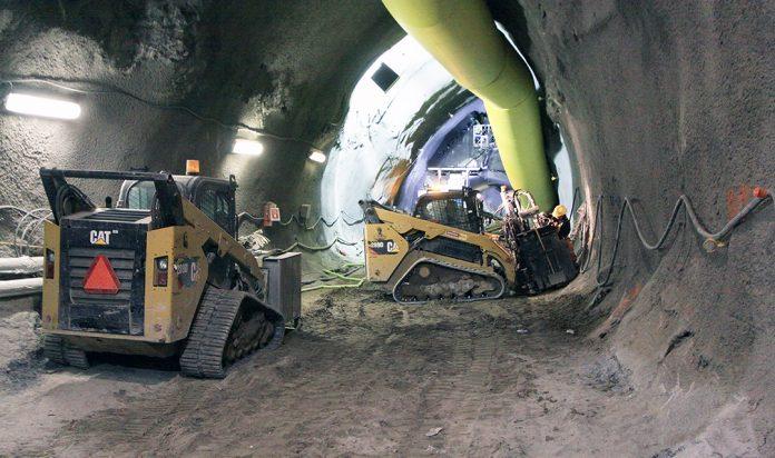 metrolinx transit construction