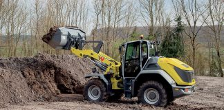 Wl95 wheel loader