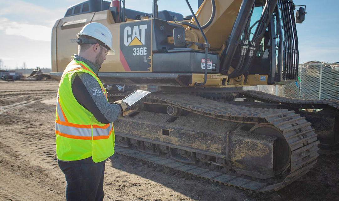 Digging into data with Finning Cat - Equipment Journal