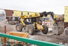 Ontario construction