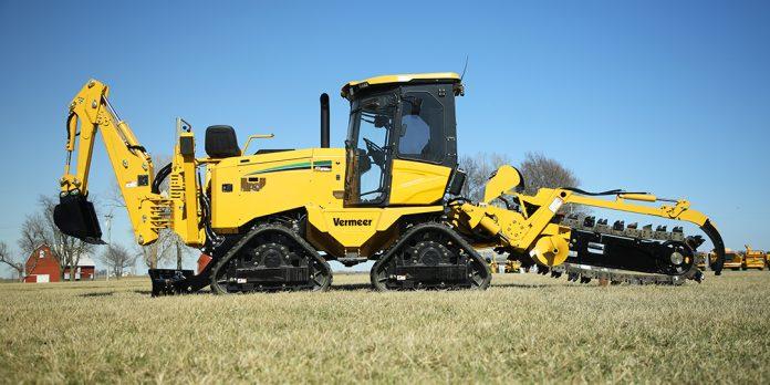 vermeer tractor