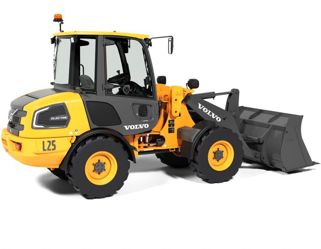 L25 wheel loader