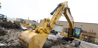 heavy equipment operators Caterpillar