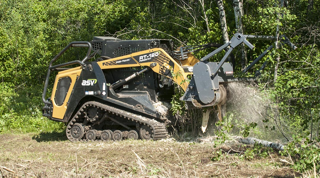 6 Tips To Optimize Ctl Attachments For Land Clearing Equipment