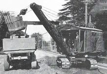 Marion steam shovel