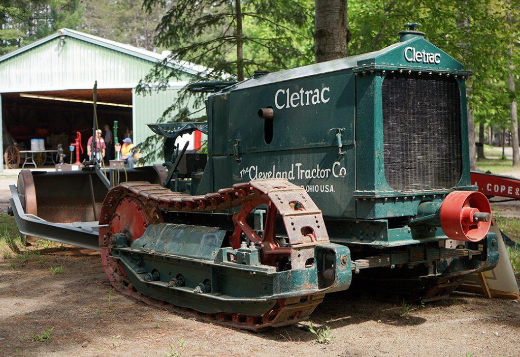 HCEA Canada Cletrac