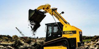 Gehl track loader