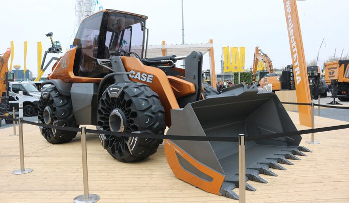 wheel loader concept