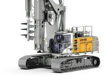 LB 45 drilling rig