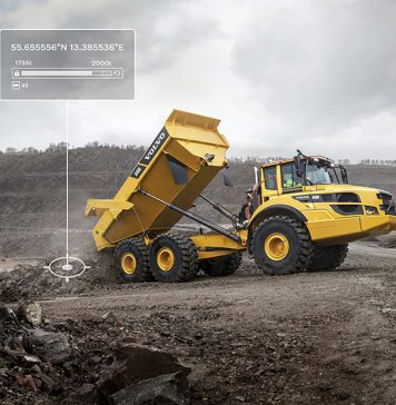 Volvo haul assist