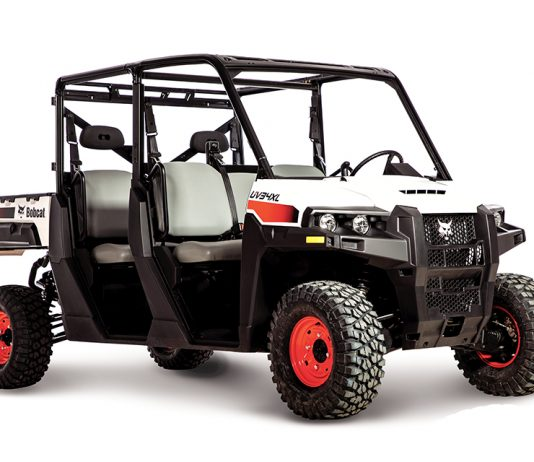 Bobcat utility vehicles