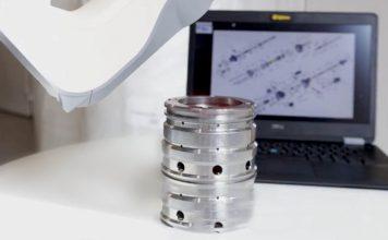 3D printing epiroc