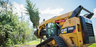 Caterpillar attachments