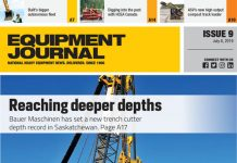 Equipment Journal - Issue 9, 2019