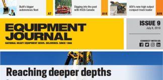 Equipment Journal - Issue 9, 2019