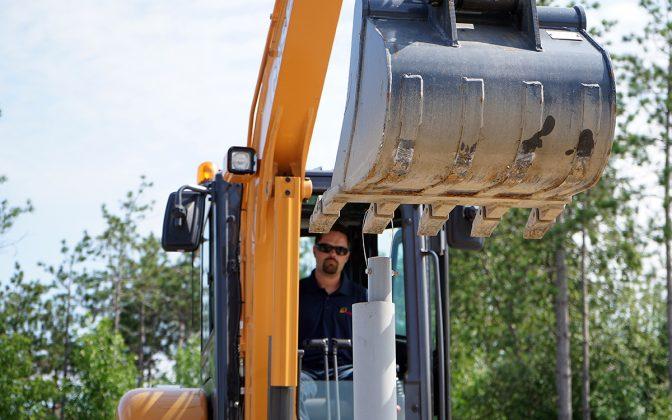 excavator challenge