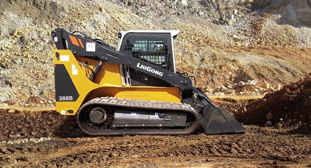 LiuGong North America introduces its first compact track loader